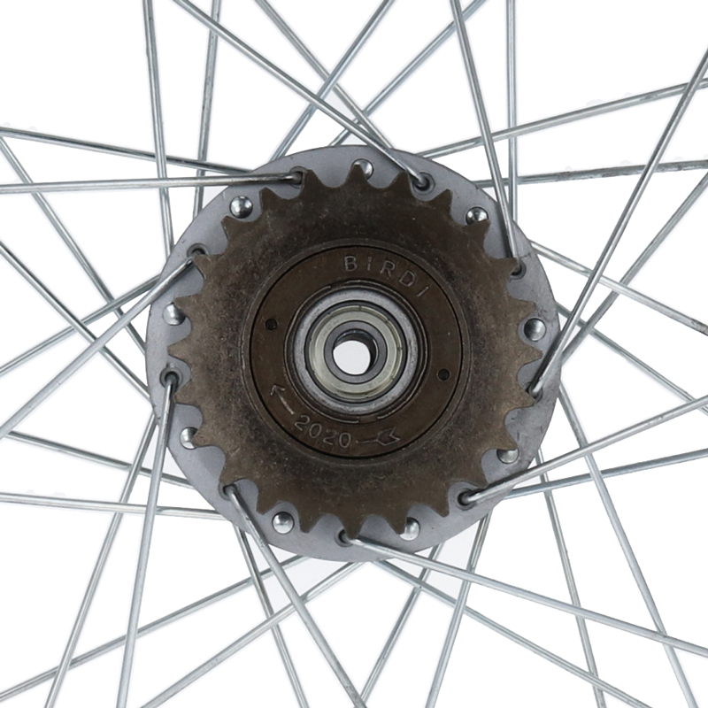 Freewheel demonteren