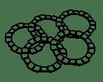 Kreidler koppeling en koppelingsdelen