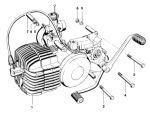 Kreidler 5 Versnellingen Direct Kickstart