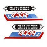 Stickerset Puch Crazy Horse