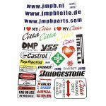 Stickerset JMPB Citta