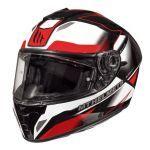 Helm Integraal MT Blade II Fugue Rood