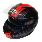 Helm Integraal MT Blade Zwart/Oranje