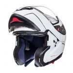 Helm Systeem MT Atom Wit