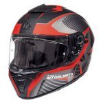 Helm Integraal MT Blade II Blaster Mat Rood