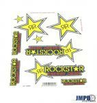 Stickerset Rockstar Energy Groot
