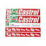 Sponsorkit Castrol 13X15CM