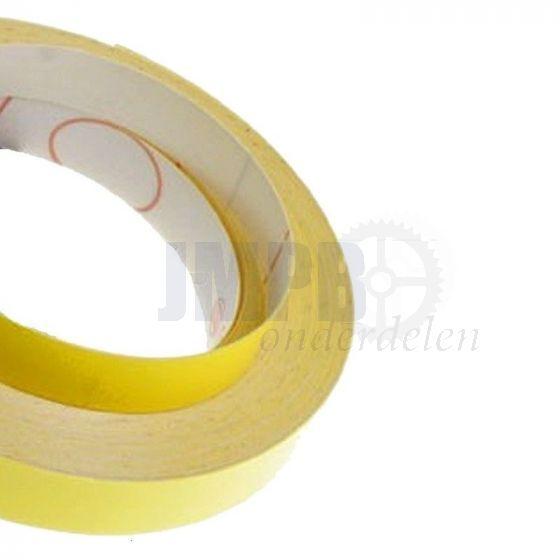 Bies / Striping Geel 1.5MM - 10 meter