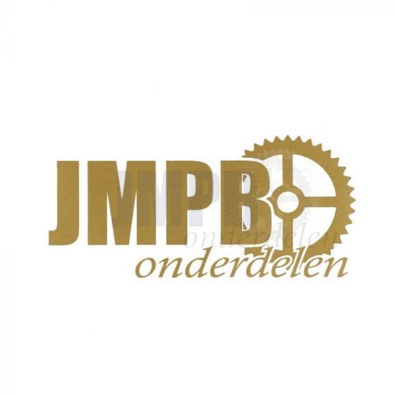 Sticker JMPB Onderdelen Goud Snijtekst