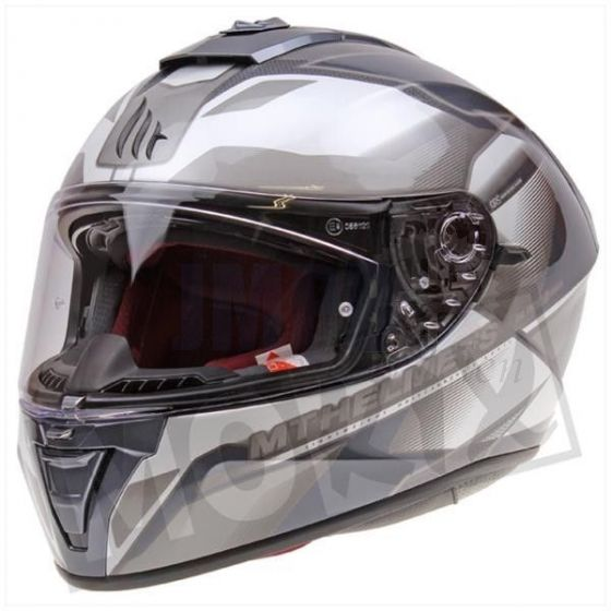 Helm Integraal MT Blade II Fugue Grijs