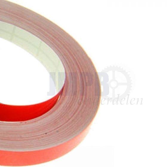 Bies / Striping Lichtrood 1.5MM - 10 meter