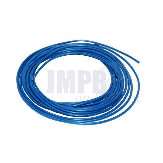 Electrisch Draad 3 Mtr Verp. - 1.0MM² Blauw