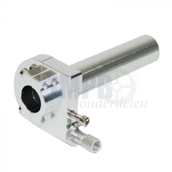 Snelgashandle CNC - ALU