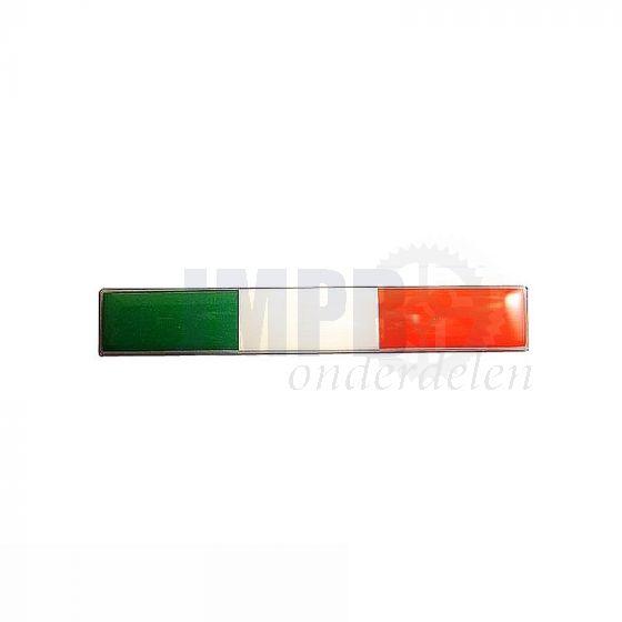 3D Embleem Italia 74X12MM