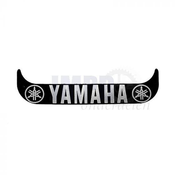Sticker Plaathouder Smal Yamaha