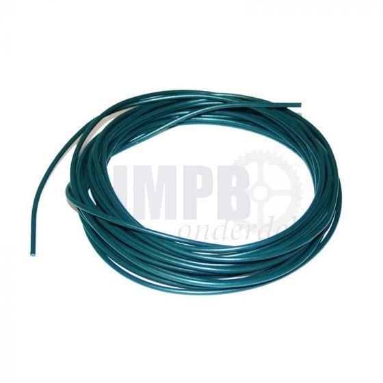 Electrisch Draad 5 Mtr Verp. - 1.0MM² Groen