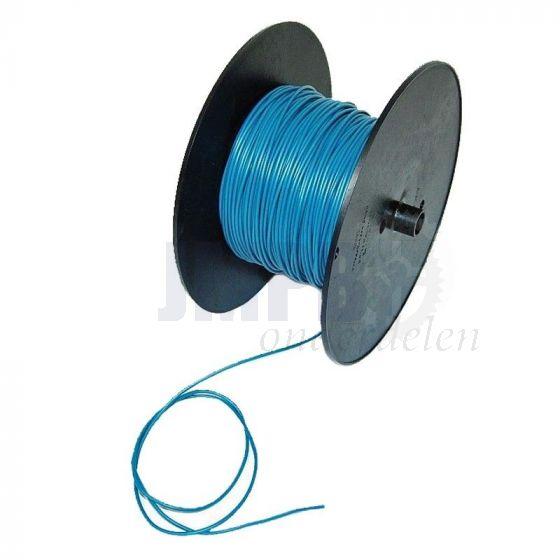 Electrisch Draad 0.5MM² Blauw Per Meter