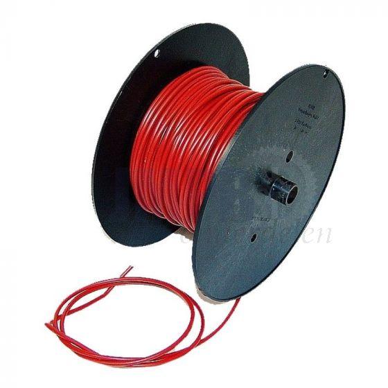 Electrisch Draad 2.0MM² Rood Per Meter