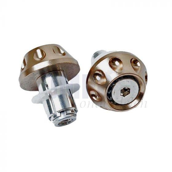 Stuurbalansset Kort CNC Titanium