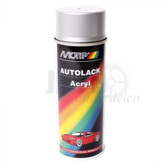 Motip Spuitlak Acryl Zilver - 400ML